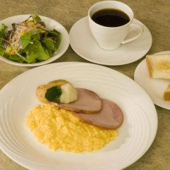 Отель Grand Arc Hanzomon Япония, Токио - отзывы, цены и фото номеров - забронировать отель Grand Arc Hanzomon онлайн питание фото 3
