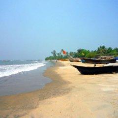 Отель Laxmi Palace Resort Гоа пляж фото 2