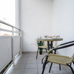 Апартаменты Morskie Apartments Сочи балкон