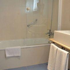 Отель Puerta Del Oriente Испания, Льянес - отзывы, цены и фото номеров - забронировать отель Puerta Del Oriente онлайн ванная