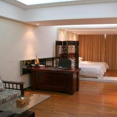 Guangzhou Jinzhou Hotel комната для гостей