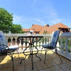 Sucevic Hotel балкон