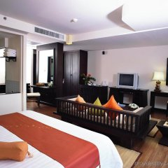 Отель Bandara Resort & Spa Таиланд, Самуи - 2 отзыва об отеле, цены и фото номеров - забронировать отель Bandara Resort & Spa онлайн комната для гостей фото 3
