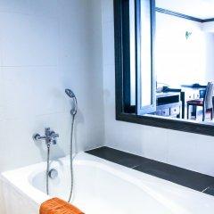 Отель Mike Garden Resort ванная фото 2
