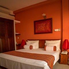 Отель Villa Baywatch Rumassala Шри-Ланка, Унаватуна - отзывы, цены и фото номеров - забронировать отель Villa Baywatch Rumassala онлайн комната для гостей фото 2