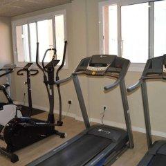 Отель Ciutadella Испания, Курорт Росес - 1 отзыв об отеле, цены и фото номеров - забронировать отель Ciutadella онлайн фитнесс-зал фото 4