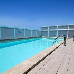 Отель Blubay Apartments Мальта, Гзира - отзывы, цены и фото номеров - забронировать отель Blubay Apartments онлайн бассейн