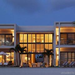 Отель Four Seasons Resort and Residence Anguilla вид на фасад