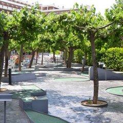 Отель California Garden развлечения
