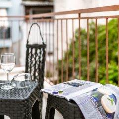 Отель Andria City Apartment Греция, Закинф - отзывы, цены и фото номеров - забронировать отель Andria City Apartment онлайн балкон