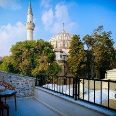 Отель Aleph Istanbul балкон