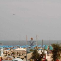 Hotel Corallo пляж