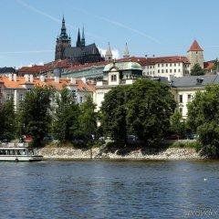 Отель Intercontinental Prague Прага приотельная территория фото 2
