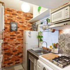 Отель Cozy Vintage Flat Мексика, Мехико - отзывы, цены и фото номеров - забронировать отель Cozy Vintage Flat онлайн фото 3