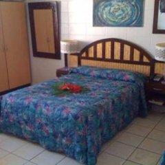 Отель Capricorn Apartment Hotel Suva Фиджи, Вити-Леву - отзывы, цены и фото номеров - забронировать отель Capricorn Apartment Hotel Suva онлайн комната для гостей фото 3