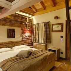 Отель Les Plaisirs d'Antan Италия, Аоста - отзывы, цены и фото номеров - забронировать отель Les Plaisirs d'Antan онлайн комната для гостей фото 5