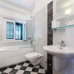 Отель Slavija ванная