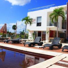 Отель Cache Hotel Boutique - Только для взрослых Мексика, Плая-дель-Кармен - отзывы, цены и фото номеров - забронировать отель Cache Hotel Boutique - Только для взрослых онлайн фото 13