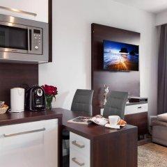 Отель Activpark Apartaments Хожув удобства в номере
