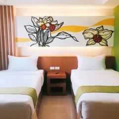 Отель Patra Boutique Бангкок детские мероприятия