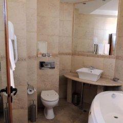 Отель Guest House Solo Болгария, Шумен - отзывы, цены и фото номеров - забронировать отель Guest House Solo онлайн ванная