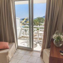 Messonghi Beach Hotel Сивота комната для гостей фото 4