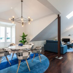 Отель Casa da Barroca: spacious A-location designer loft комната для гостей фото 5