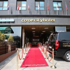 Coop City Hotel Oryu Station спортивное сооружение