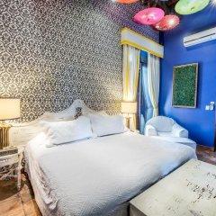 Отель Casa Pedro Loza Мексика, Гвадалахара - отзывы, цены и фото номеров - забронировать отель Casa Pedro Loza онлайн комната для гостей фото 3