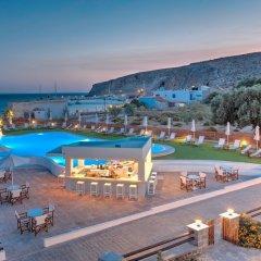 Отель H Hotel Pserimos Villas Греция, Калимнос - отзывы, цены и фото номеров - забронировать отель H Hotel Pserimos Villas онлайн фото 15