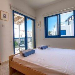 Отель Villa Saint Nikolas Кипр, Протарас - отзывы, цены и фото номеров - забронировать отель Villa Saint Nikolas онлайн комната для гостей фото 5
