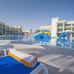 Отель Хилтон Хургада Резорт бассейн фото 2