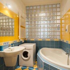 Апартаменты Na Smetance Apartments ванная