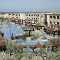 Отель Sentido Mamlouk Palace Resort бассейн