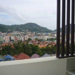 Отель Meesuk Place балкон