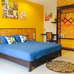 Отель The Nice Mangoes комната для гостей фото 5