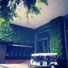 Pullman Bangkok Hotel G парковка