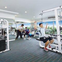 Отель Centre Point Pratunam фитнесс-зал фото 4