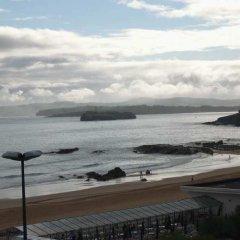 Hotel Hoyuela пляж фото 2