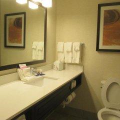 Отель Comfort Suites Hilliard Хиллиард ванная
