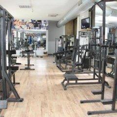 Hotel Arpezos Карджали фитнесс-зал