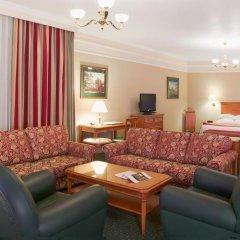 Гостиница Марриотт Москва Гранд 5* Люкс-студио с различными типами кроватей фото 18