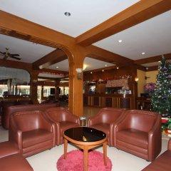 Отель Sabai Inn гостиничный бар