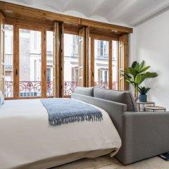 Отель Apartamento Plaza Santa Ana I Мадрид комната для гостей