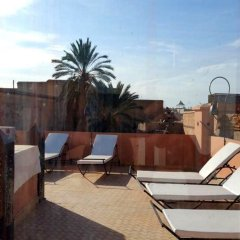 Отель Riad Jenan Adam Марокко, Марракеш - отзывы, цены и фото номеров - забронировать отель Riad Jenan Adam онлайн балкон