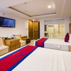 Отель Sun City Hotel Вьетнам, Нячанг - 4 отзыва об отеле, цены и фото номеров - забронировать отель Sun City Hotel онлайн комната для гостей