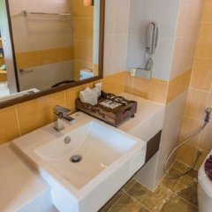 Hotel on Hilltop ванная фото 2