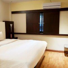 Отель Studio Sukhumvit 18 by iCheck Inn Таиланд, Бангкок - отзывы, цены и фото номеров - забронировать отель Studio Sukhumvit 18 by iCheck Inn онлайн комната для гостей
