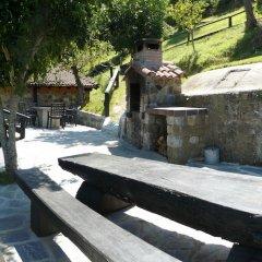 Отель Viviendas Rurales La Fragua бассейн