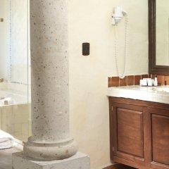 Отель Fiesta Americana Hacienda San Antonio El Puente Cuernavaca Ксочитепек ванная